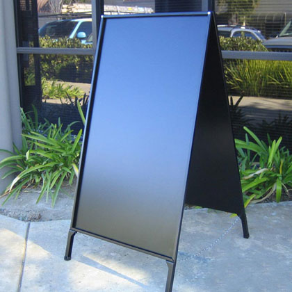 A-Frame Sidewalk Signs & Folding Signs