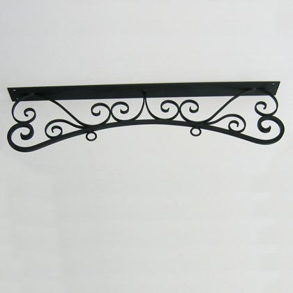 Ceiling Mount Sign Brackets