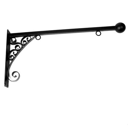 Low Clearance Wall Mount Blade Sign Brackets