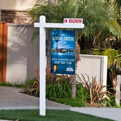 Real Estate Sign Products and Promotional Sign Supplies