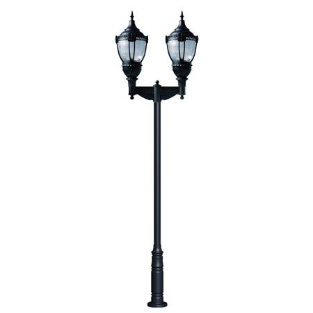 Street Lights - Street Lamps & Lighted Post Fixtures