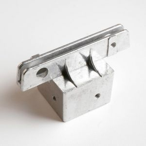 "1-3/4"" Square Post Top Mount 5"" Sign Bracket"