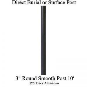 10' Aluminum Post