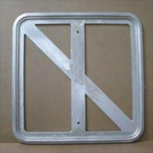 18in. x 18in. Aluminum Sign Frame