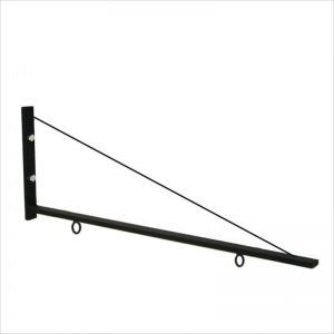 Light Duty Triangle Sign Bracket