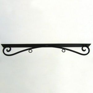 "30"" Lyon Ceiling Mount Sign Bracket"