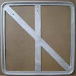 30in x 30in Aluminum Sign Frame