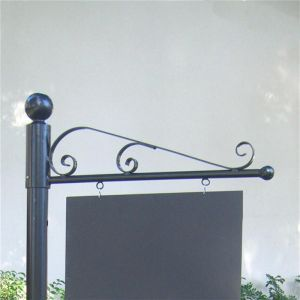 "40"" Aluminum Torino Slip-Over Bracket Only"