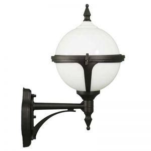 Acrylic Globe Wall Fixture - 120V