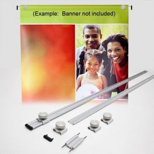 Banner Straight- 4 Ft. Kit