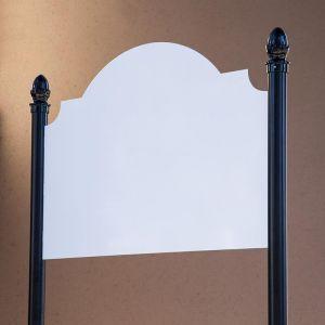 Large Elegant Post & Panel System