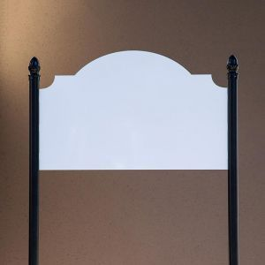 Small Elegant Post & Panel System