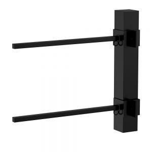 One-Way Iron Straight Arm Banner Bracket Set