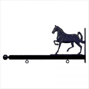 Equestrian Sign Bracket