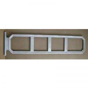 48in x 9in Beveled Corner Street Sign Frame