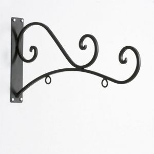 Milano Arch Hanging Blade Sign Bracket