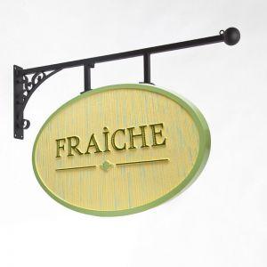 Custom Hanging Sign Bracket - Florence