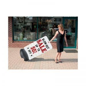 Tip n Roll Changeable Letter Sidewalk Signs