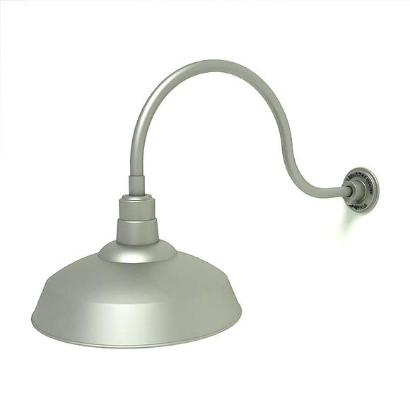 Warehouse Gooseneck Light